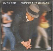 AMOS LEE Supply & and Demand CD 11 track BLUE NOTE 2006