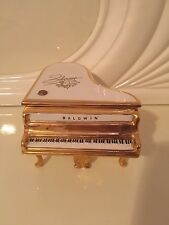 Liberace Baldwin Grand Ceramic Piano Music Box