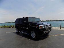 2005 Hummer H2 Chrome trim package