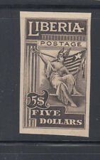 Liberia # 175 MINT IMPERF 1918 Issue