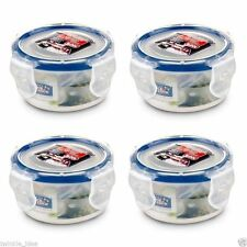 4pcs LOCK & n LOCK Food Storage container, BABY feeding HPL931 100ml
