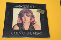 MAGGIE BELL LP QUEEN OF THE NIGHT TOP PROG PSHYC AKARMA REISSUE SIGILLATO