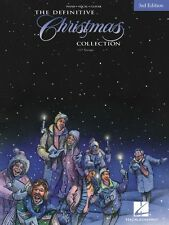 The Definitive Christmas Collection 3rd Edition Sheet Music Piano Voca 000311602