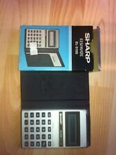 calculatrice sharp elsimate EL-315S