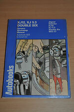 JAGUAR DAIMLER 1972 - 1977 Reparaturanleitung Autobook Workshop Manual OWM 923