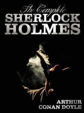 The Complete Sherlock Holmes - Unabridged And Illustrated -  A Study In Scarl...