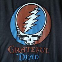 Grateful Dead T-Shirt Size 5X Steal Your Face SYF Concert Tee Band Album Merch