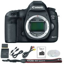 Canon EOS 5D Mark III / MK 3 22.3 MP DSLR Camera (Body Only) July 4th Sale