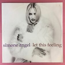 Simone Angel - Let This Feeling - A&M 580-365-1 Ex Condition