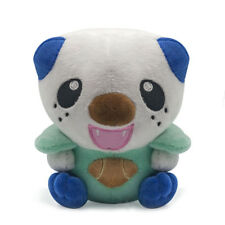 Pokemon Center Plush OSHAWOTT Black & White Mijumaru Plushie 9 inch Doll Toy US