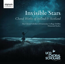 UCD Choral Scholars : Invisible Stars: Choral Works of Ireland & Scotland CD