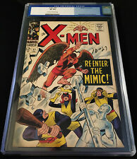 1966 Marvel X-Men #27 CGC 8.0 Cream to Off White Pages