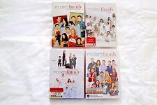 Modern Family Seasons 1-4, 1 2 3 4, DVD, Sofia Vergara, New & Sealed