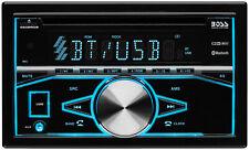 Boss Audio 660Brgb Double-Din Bluetooth Car Cd Mp3 Am/Fm Receiver w/ Usb/Sd/Aux