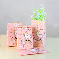 120×Paper Treat Loot Lolly Bag Wedding Birthday Party Favor Candy Gift Bag Boxes