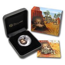 2013 1/2 oz Proof Silver Australian Bush Babies II - Echidna