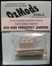 OzMods 1/144 ECM HIGH FREQUENCY JAMMERS Set of 2