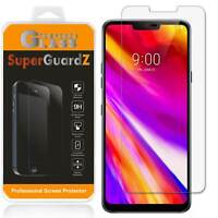 2X SuperGuardZ Tempered Glass Screen Protector Guard Shield For LG G7 ThinQ