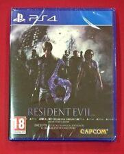 Resident Evil 6 - PLAYSTATION 4 - PS4 - NUEVO