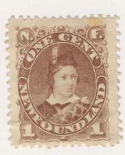 Newfoundland Stamp Scott # 41 1-Cent Prince Edward MNG