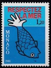 Monaco postfris 1981 MNH 1464 - Bescherming Wereldzeeen