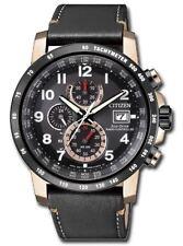 Relojes de pulsera Citizen de piel para hombre