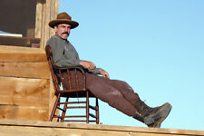 Daniel Day-Lewis Seated On Porch There Will Be Blood 11x17 Mini Poster