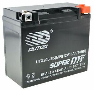 Bateria YTX20L-BS  sin mantenimiento