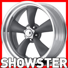 "4 x 15x8 15"" American Racing wheels Torq Thrust II Holden HQ WB HX HZ HJ Monaro"