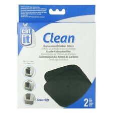 Catit Clean Replacement Carbon Filter For Hooded Cat Litter Trays Odour/Pets/NEW