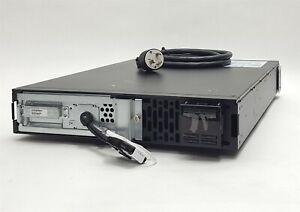 APC SMX3000RMLV2UNC Smart UPS 3000VA+AP9631 Network Management+2*Sleds No Batt