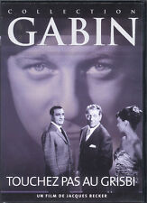 TOUCHEZ PAS AU GRISBI Gabin Ventura Jacques Becker EU Press Studio Canal DVD