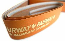 "Fairway DOPPIA consegnato LEATHER GRIP (TAN) 50 ""X 15 / 16"