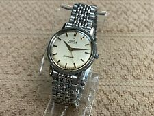 Vintage 1963 Omega Seamaster Ref. 165.003 Stainless Automatic Movement Cal. 552