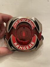 Bandai Mighty Morphin' Power Rangers Legacy Morpher w/ 3 original coins