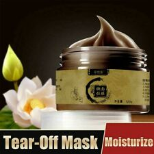 Herbal Beauty Peel-off Mask Facial Cleansing Blackhead Remover Mask Nachtpflege