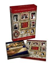 Royal Weddings By Royal Appointment DVD and Magazine Book Collection Gift Set