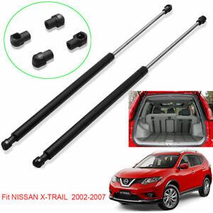 Vehicle Tailgates Gas Struts Lift Support Shock For Nissan X-Trail SLX Sport x2