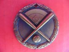 Medallion Softball 1998 Bronze Brass Medal All-Star Tournament Baseball Medal