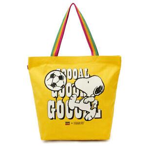 LEVI'S X PEANUTS Limited Edition Snoopy Tote Bag Handbag - Perfect Gift
