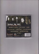 BEFORE THE FALL - From Mutism to Riddance (Jewelcase CD) Neu !