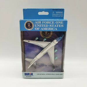 Daron Air Force One United States Of America Delta Diecast RT 5734 Plane