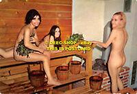 L063868 Suomi Finland. Sauna Bastu. Kuultokuva