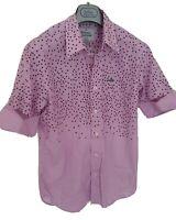 Mens MAN by VIVIENNE WESTWOOD short sleeve shirt size 48/medium. RRP £260.