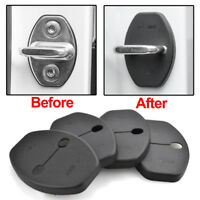 Door Lock Striker Cover For VW Polo Jetta Golf Tiguan Passat Scirocco Beetle
