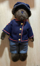 "New ListingBoyds Bears ""Mason"" 14"" Civil War Plush Bear -#918014Sm- Bcc Exclusive- 2002"