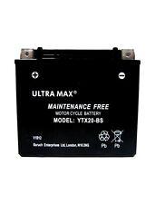 Genuine Ultra Max YTX20-BS, 12V 18AH 210 CCA Motorbike Motorcycle Battery