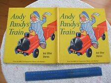 1961 (BBC) ANDY PANDY'S TRAIN AND OTHER STORIES. (Purnell H/B) VG.COND.