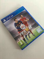 Video Game Sony PlayStation 4 FIFA 16 EA SPORTS   PAL