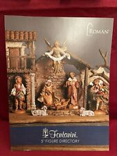 Fontanini 5� Figure Directory Booklet By Roman, Inc